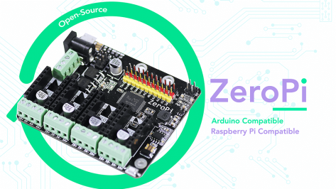 Featured image of ZeroPi is a Next Generation Development Kit for 3D Printing