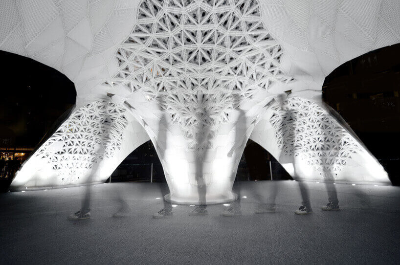 VULCAN: The World's Biggest 3D Printed Architectural Pavilion | All3DP