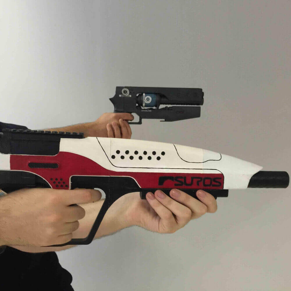 10 Coolest Destiny Cosplay Props & Accessories to 3D Print