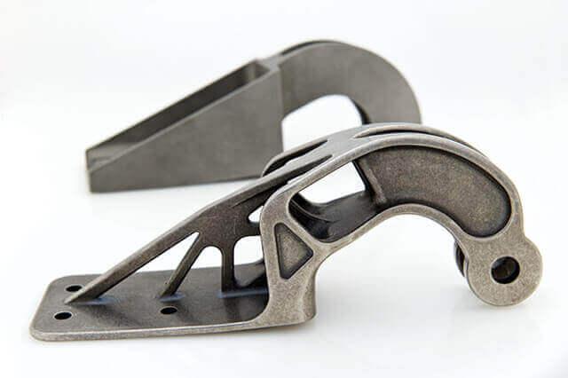 Image of 3D-Drucker-Material: Nickel