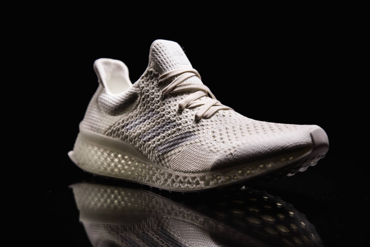 Adidas unveils Futurecraft 3D Printed Sneaker Concept | All3DP