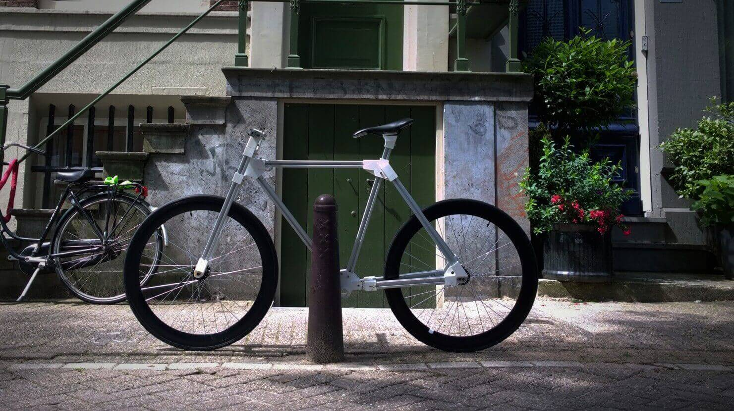 The OBI 0.5 is a 3D Printed Open Source Bicycle | All3DP