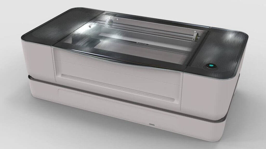 Glowforge is Not Actually a 3D Printer, it's a 3D Laser Printer | All3DP