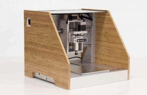 Nomad 883, a desktop CNC mill (image: Carbide 3D)