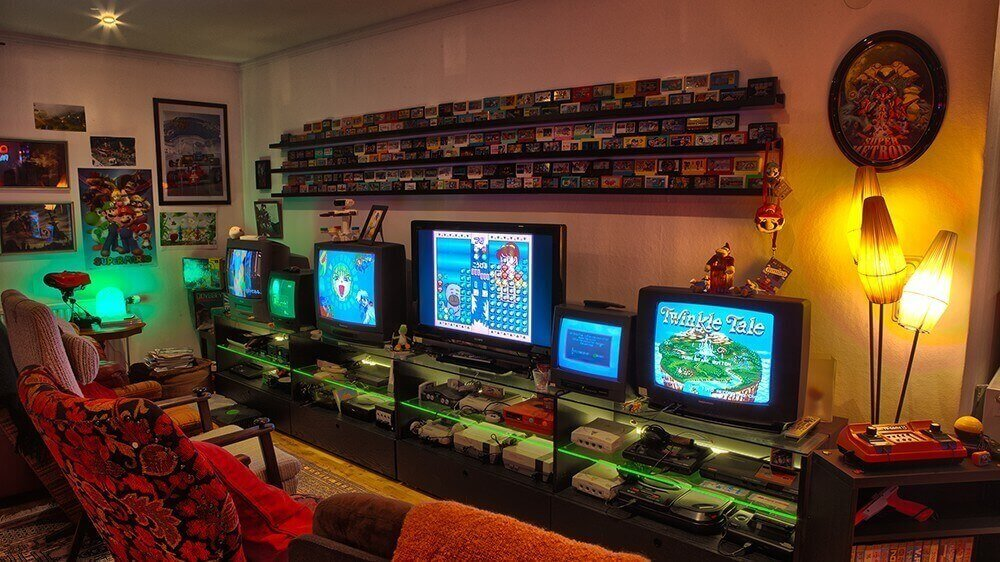 20 Cool Game Room Decor & Gaming Accessories to 3D Print | All3DP