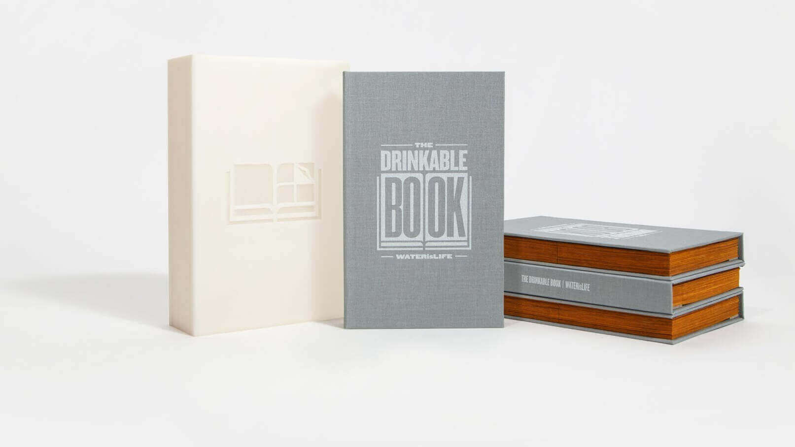 The Drinkable Book Sanitizes Dirty Water | All3DP