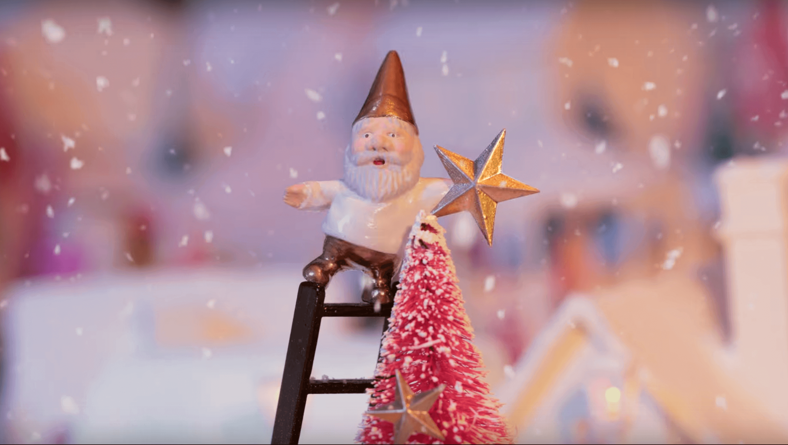 Get in a Festive Mood with this Stop-Motion Film | All3DP