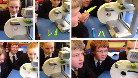 Featured image of Taking it to School: Learning with 3D Printing