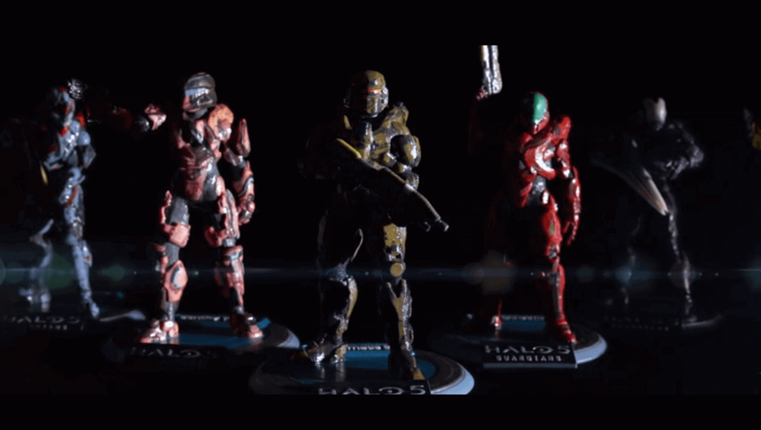 Halo 5: Customize And 3D Print Your Spartan | All3DP