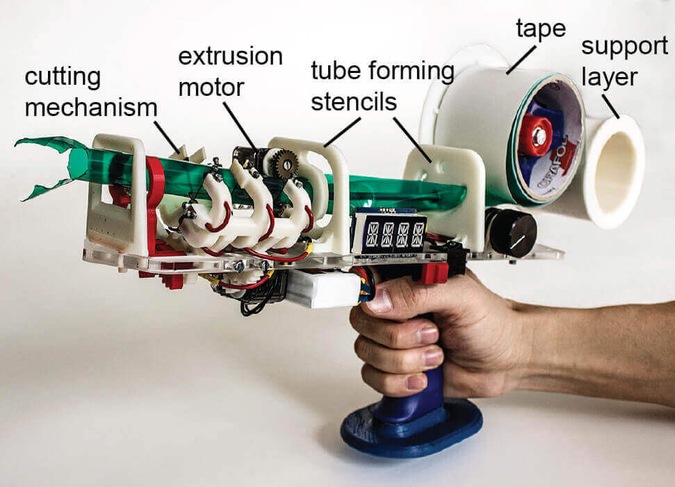 Protopiper Device Physically Sketches Objects | All3DP