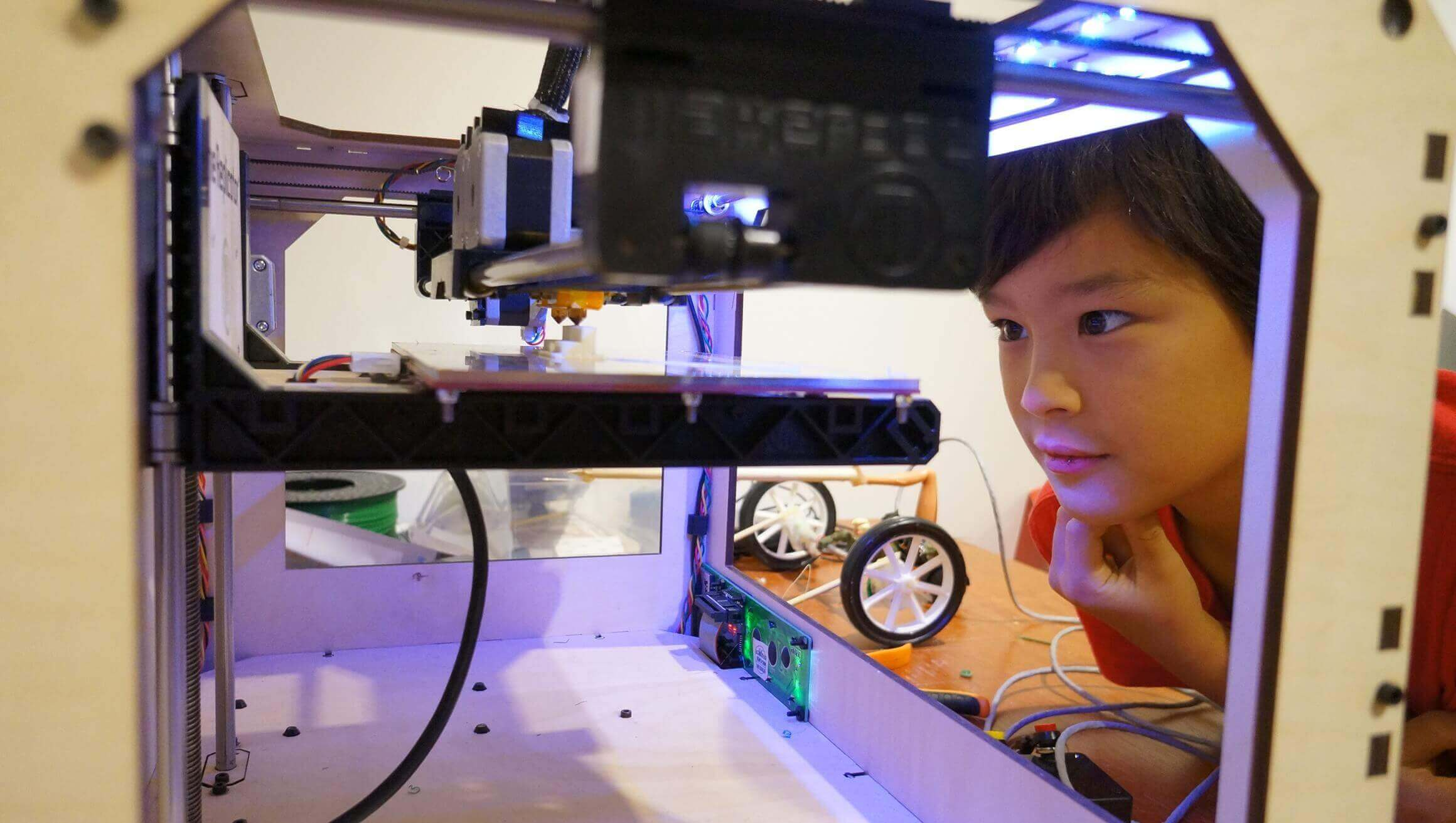 3D Printing with Kids: What You Need To Know | All3DP