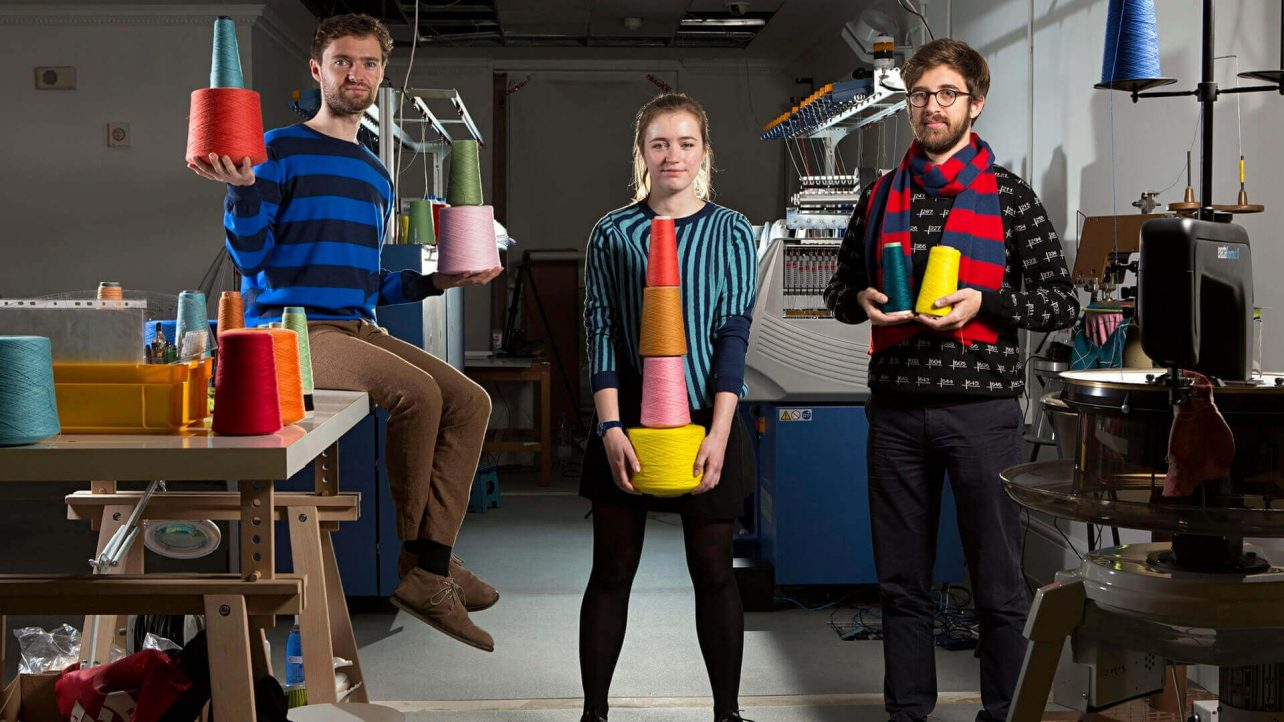 unmade studio high tech knitwear inspired by 3d printing all3dp