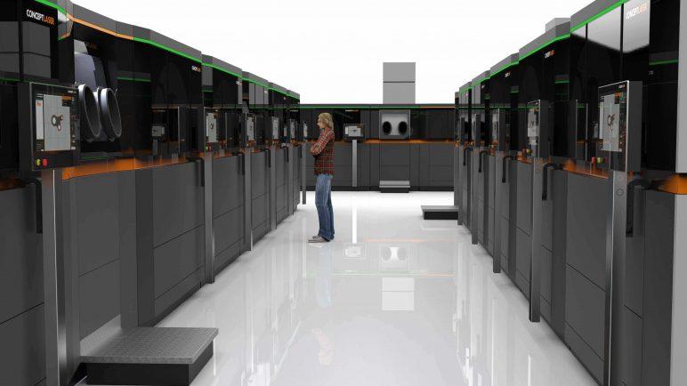 Image of Guide de l'imprimante 3D métal: Impression 3D métal au niveau industriel