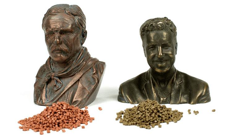 Image of Guide de l'imprimante 3D métal: Filaments 3D