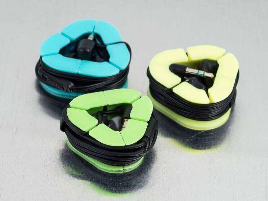 First steps - 3D-printable earbud cases