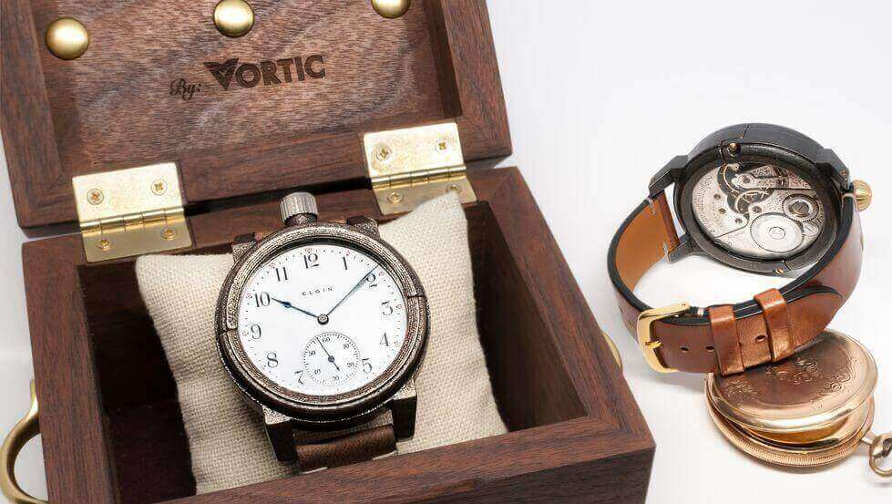Thanks To 3D Printing, Vintage Pocket Watches Are Back | All3DP