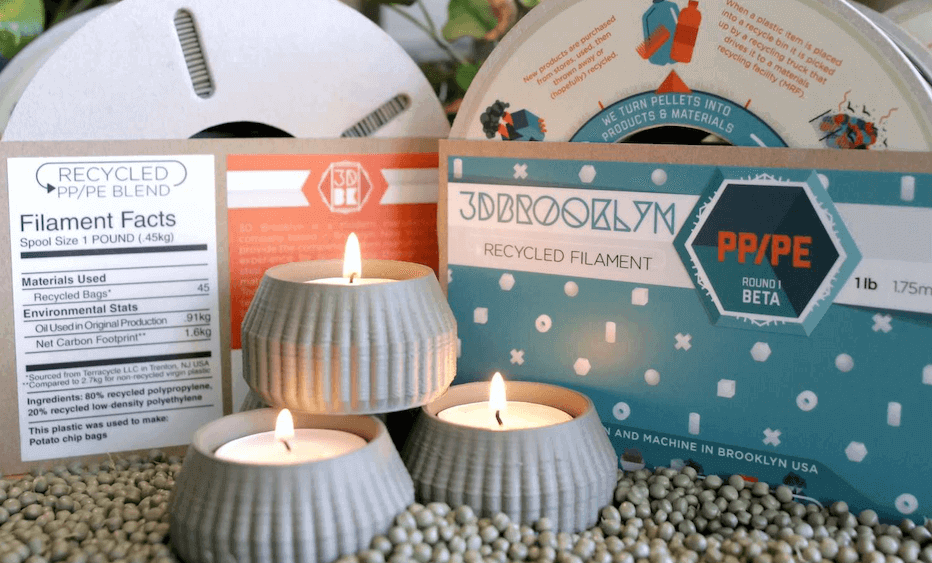 3D Brooklyn Turn Crisp Bags into Filament for 3D Printing | All3DP