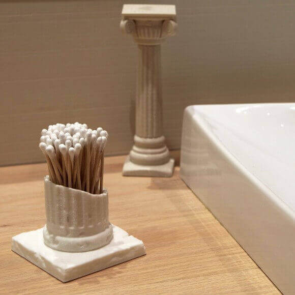20 Useful Diy Bathroom Decor Ideas To 3d Print All3dp