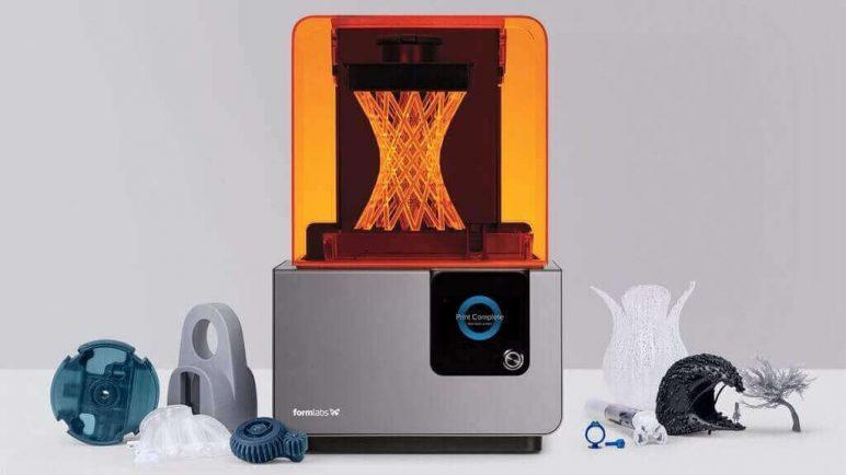 Image of Best 3D Printing Companies: Formlabs