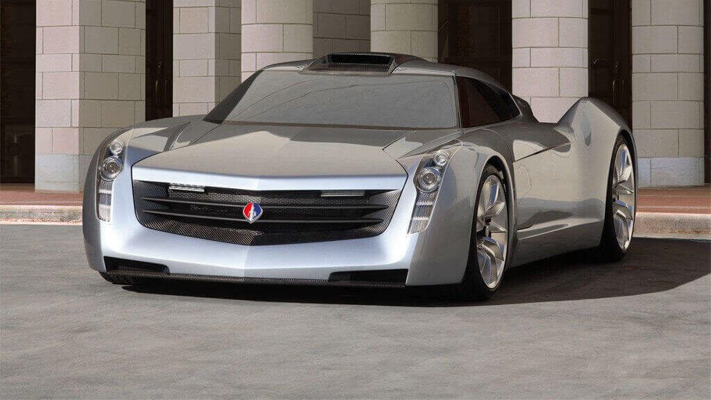Jay Leno a Big Fan of 3D Printed Parts for EcoJet Concept Car | All3DP