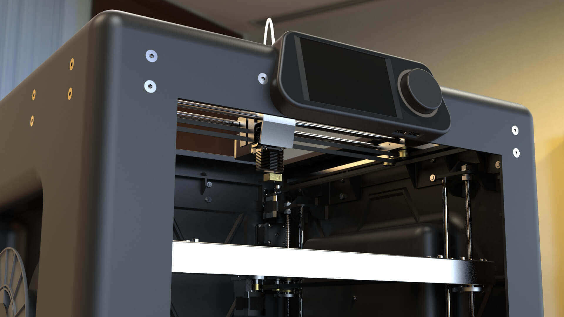 New on Kickstarter, the ARC-one 3D Printer is Big and Affordable | All3DP