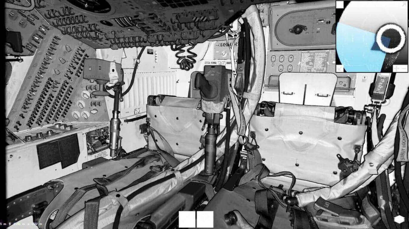 The Smithsonian is 3D Scanning Apollo 11 for Future Generations | All3DP