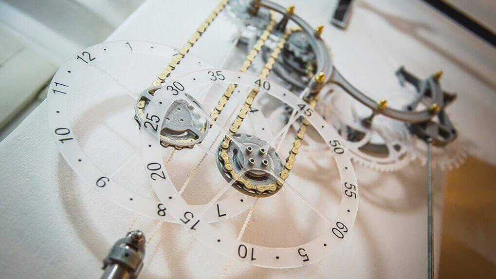 Zmorph Shows How to Create a Custom Mechanical Clock | All3DP