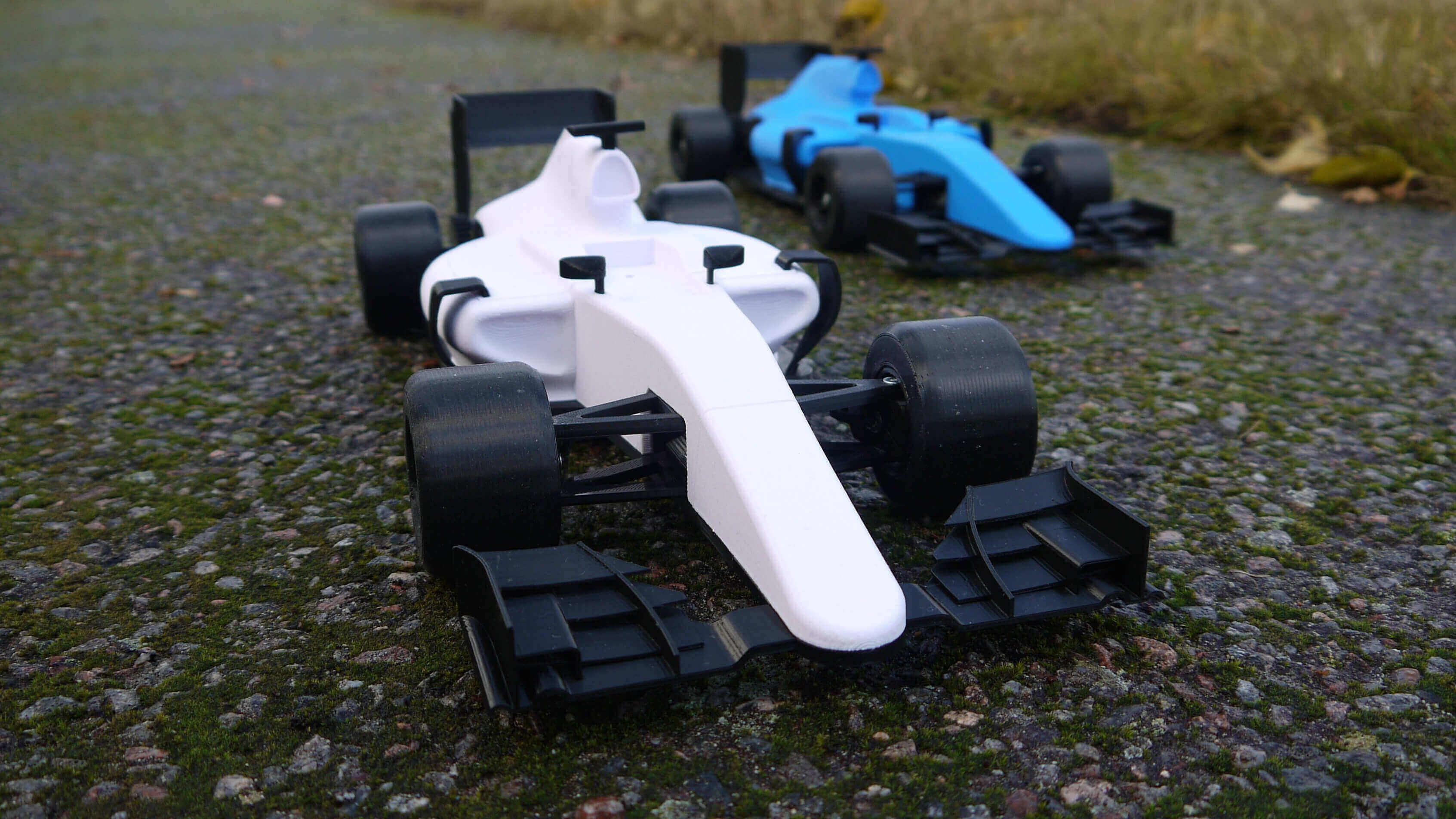 OpenRC Project: 3D Print a Radio Controlled Formula 1 Car | All3DP