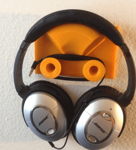 Because there are now headphone shelves on the market. (source: Thingiverse)