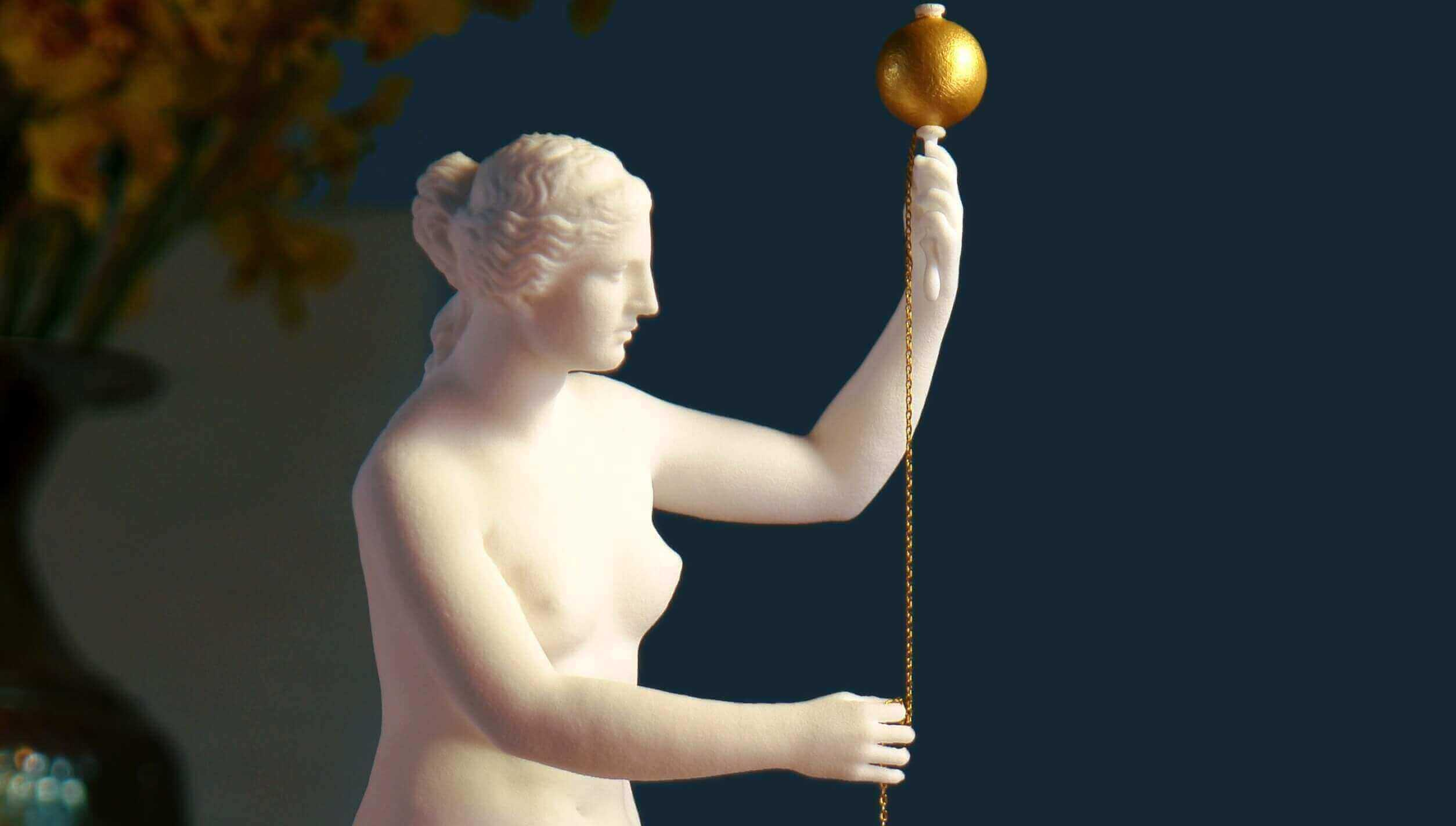 3D Printing May Have Solved The Mystery of Venus de Milo | All3DP