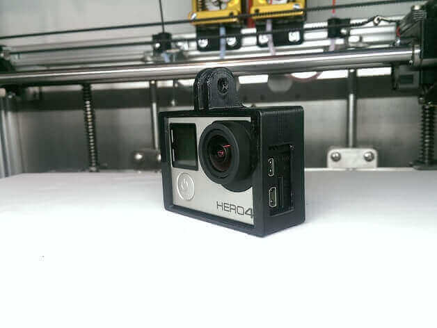 Image of Best GoPro Accessories to 3D Print or Buy: Hero Frame