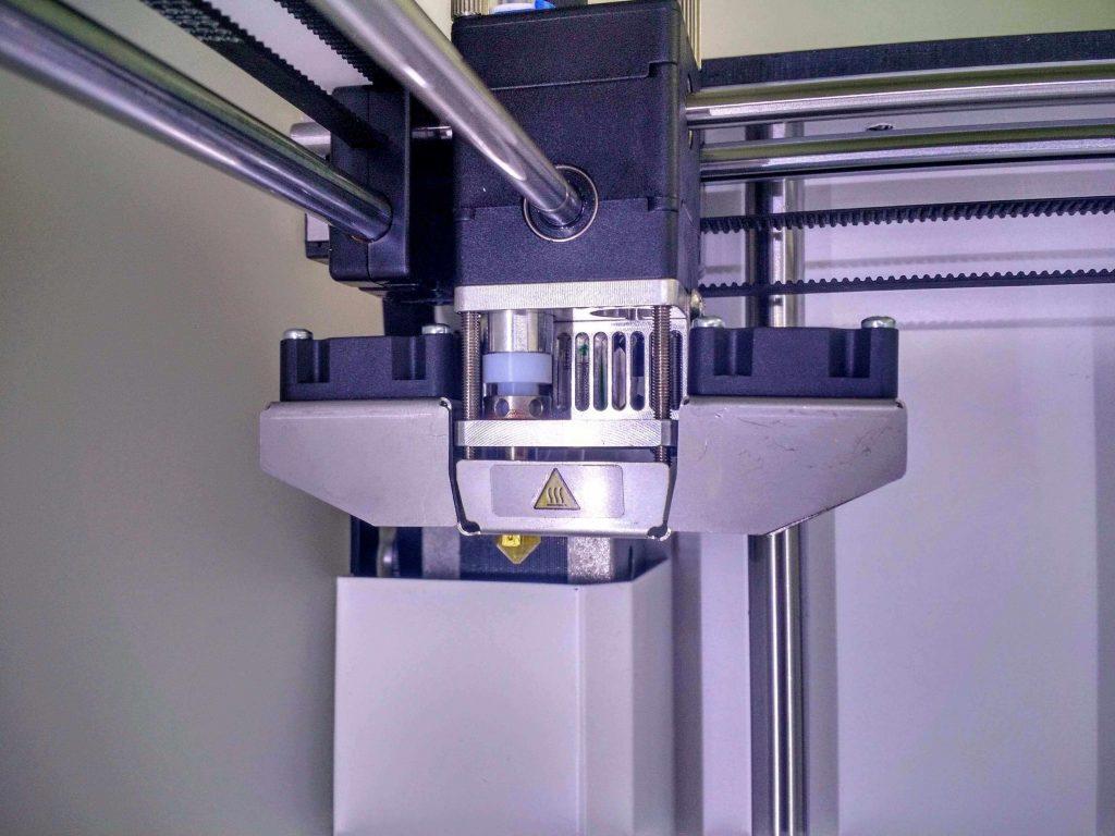 ultimaker 2+ 3d printer