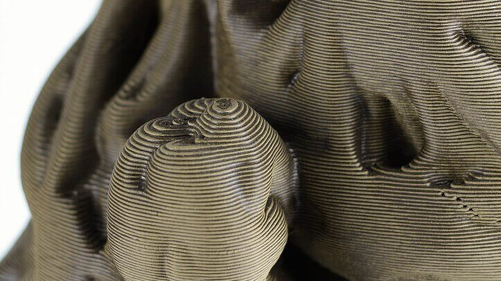 3D Printing Clay: Printing Ceramic Art from A 3D Printer | All3DP