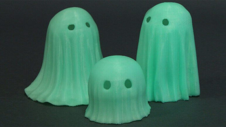 Image of Best 3D Printer Filament Types: Glow-in-the-Dark