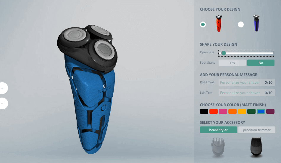 Philips Unveils New 3D Printed Shaver | All3DP