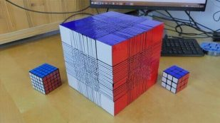 Featured image of 3D Printed Rubik's Cube Breaks Previous World Record