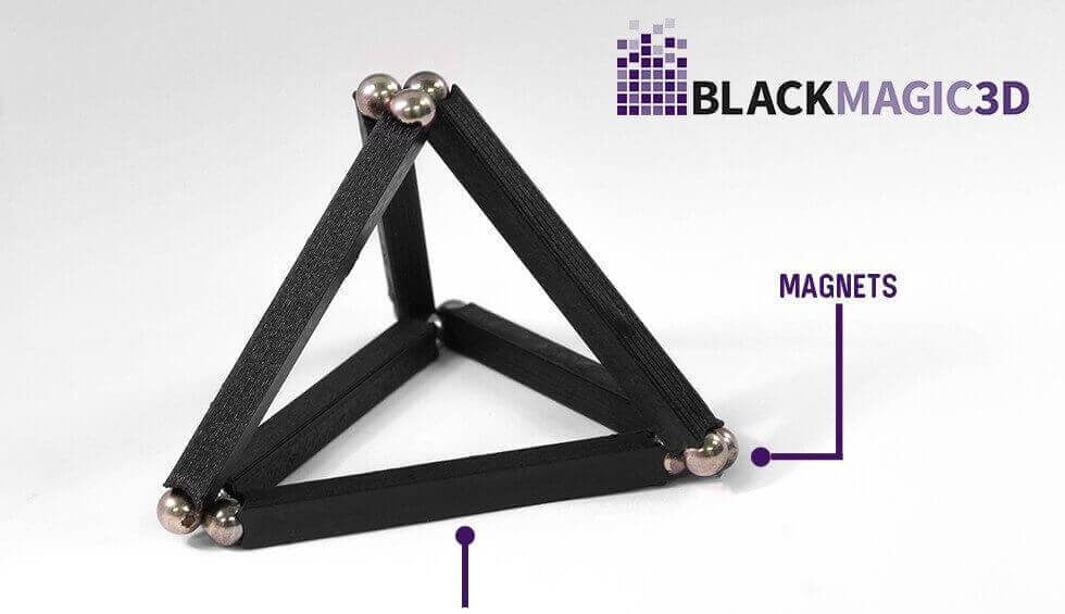 Magnetic Filament Helps Print Sensors And Circuitry | All3DP