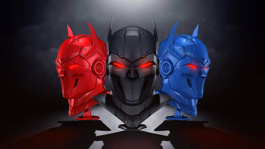 Zortrax Super Hero Mask is New Approach to Cosplay | All3DP