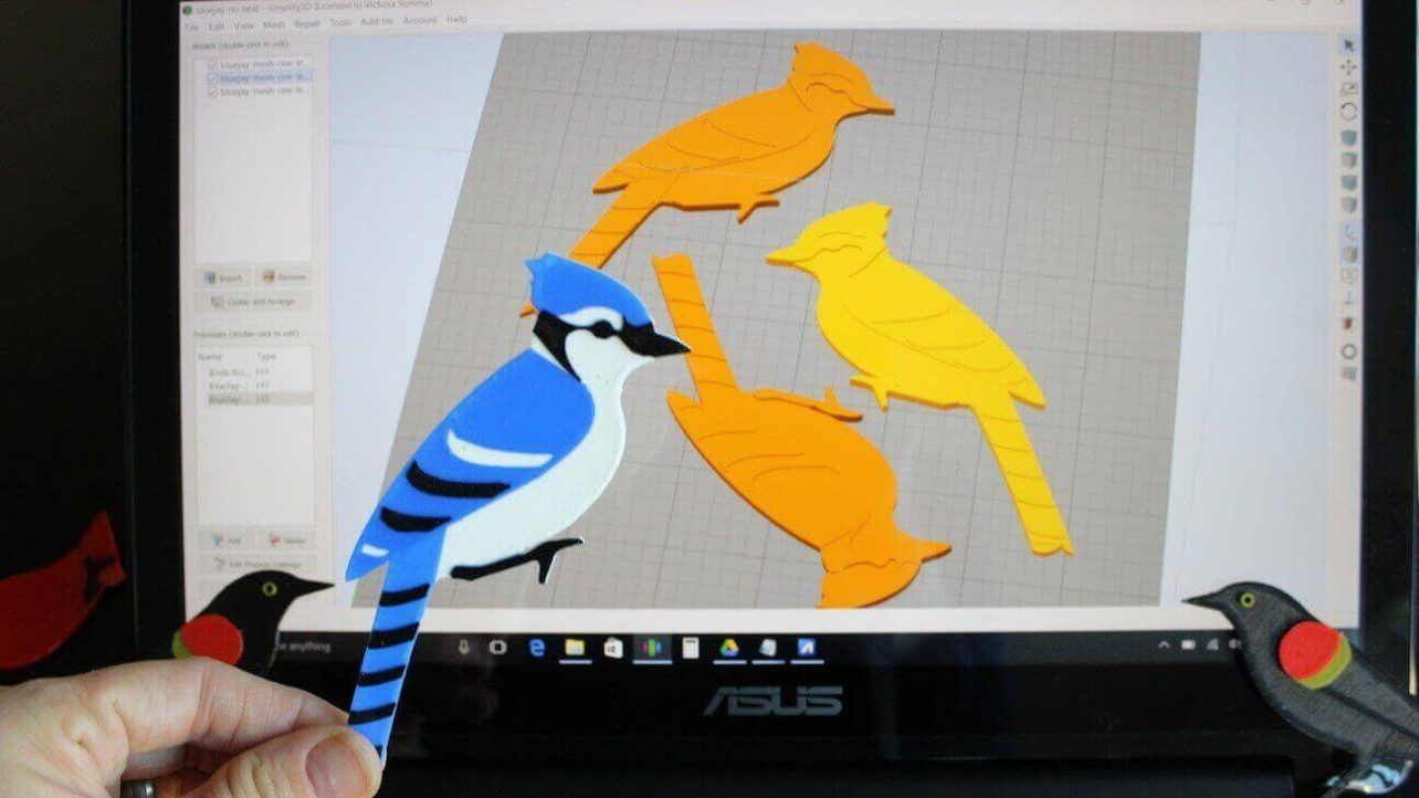 Featured image of Beautiful 3D Printed Aviary is Not Just for the Birds