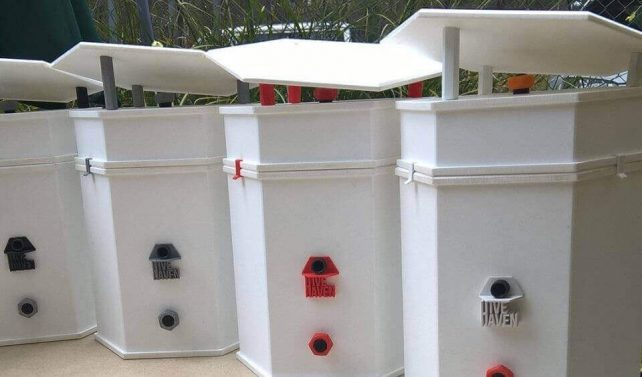 Featured image of HiveHaven: 3D Printed Beehives Innovative but too Expensive