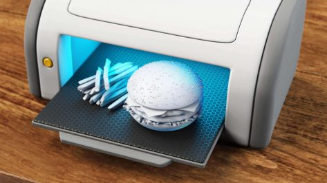 Featured image of SCOFF3D Wants to Open a 3D Printed Food Cafe