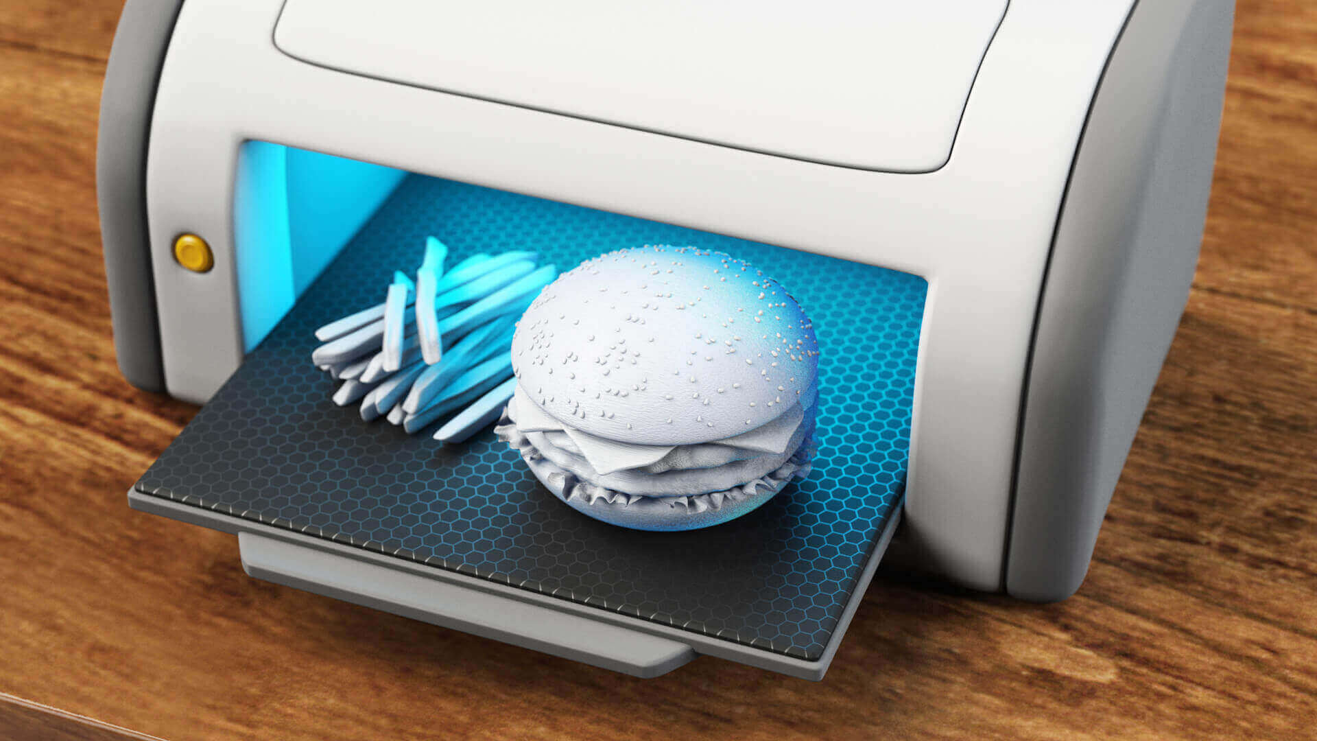 SCOFF3D Wants to Open a 3D Printed Food Cafe | All3DP