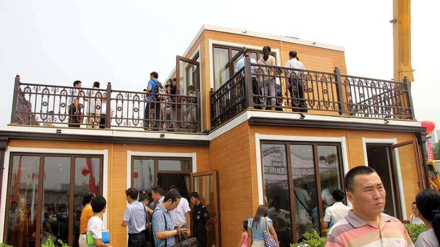 3D Printed Houses by Zhouda: Was it Just a Billion Dollar Scam?   All3DP