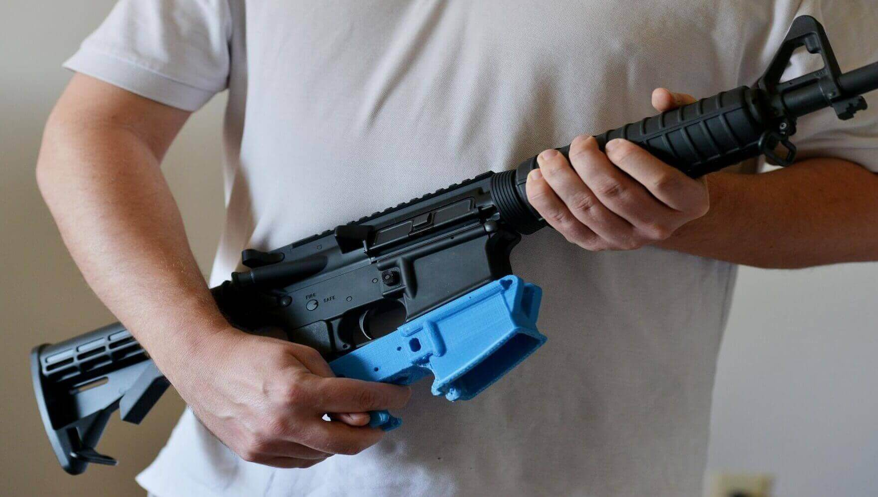 3d Printed Guns The Current Situation May 2020 All3dp