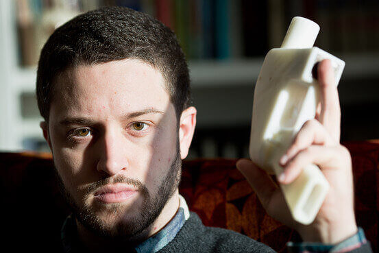 3d printed guns cody wilson