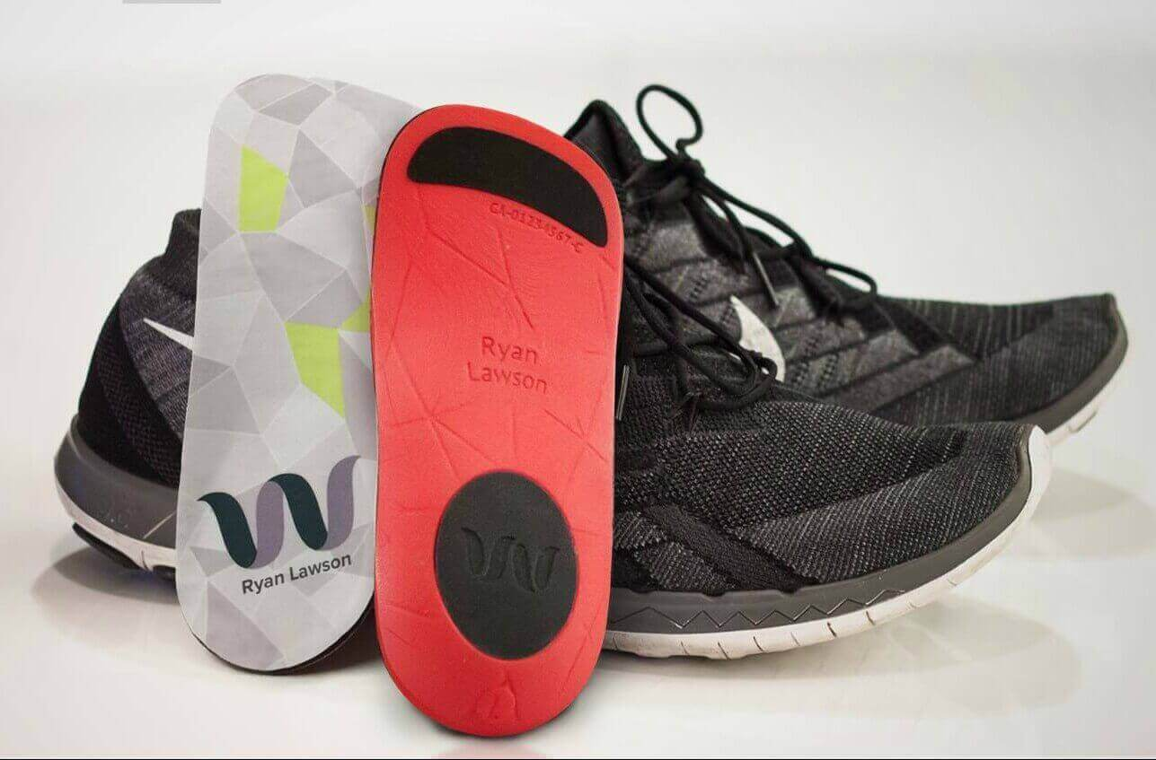 Base by Wiivv: Custom 3D Printed Insoles to Relieve Fatigue | All3DP