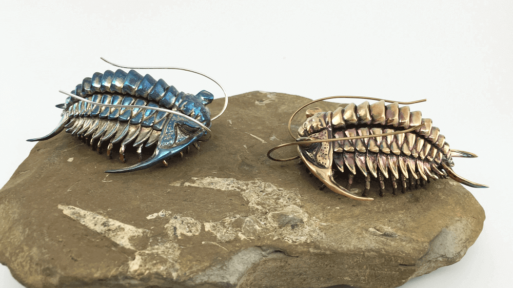 3D Printed Trilobites in Metal Look Absolutely Incredible | All3DP