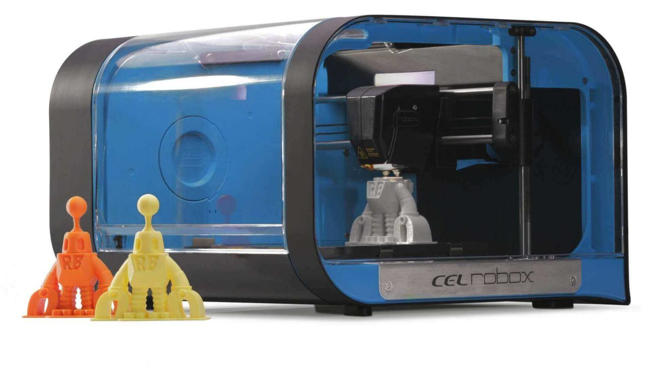 Featured image of Robox 3D Printer gets a Dual-Material Printing Head