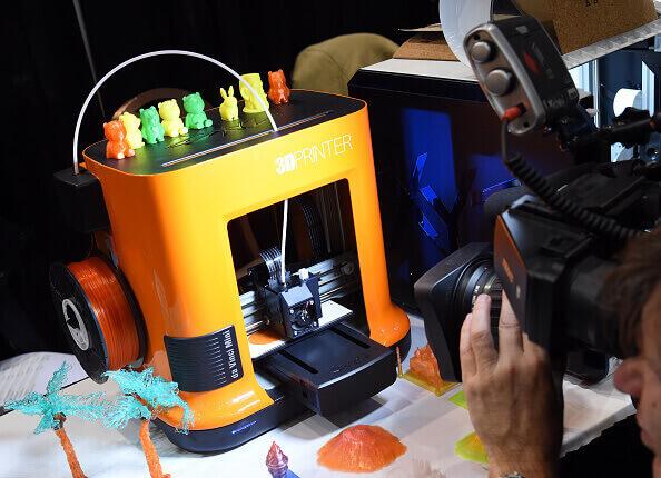 XYZprinting launches $269 da Vinci Mini, plus 7 More 3D Printers