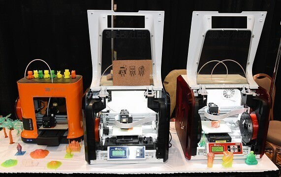 XYZprinting launches $269 da Vinci Mini, plus 7 More 3D Printers | All3DP